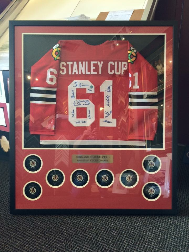 Jersey Framing Kansas City - What makes a great Jersey Frame? - Four ...